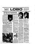 New Mexico Daily Lobo, Volume 078, No 83, 1/30/1975