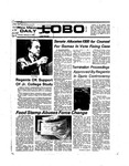 New Mexico Daily Lobo, Volume 078, No 85, 2/3/1975 by University of New Mexico