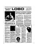 New Mexico Daily Lobo, Volume 078, No 87, 2/5/1975 by University of New Mexico