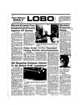 New Mexico Daily Lobo, Volume 078, No 89, 2/7/1975 by University of New Mexico