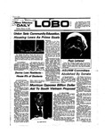 New Mexico Daily Lobo, Volume 078, No 90, 2/10/1975 by University of New Mexico