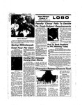 New Mexico Daily Lobo, Volume 078, No 92, 2/12/1975 by University of New Mexico