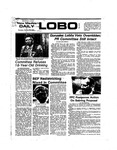 New Mexico Daily Lobo, Volume 078, No 93, 2/13/1975 by University of New Mexico