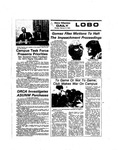 New Mexico Daily Lobo, Volume 078, No 95, 2/17/1975 by University of New Mexico