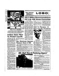 New Mexico Daily Lobo, Volume 078, No 101, 2/25/1975 by University of New Mexico