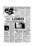 New Mexico Daily Lobo, Volume 078, No 102, 2/26/1975 by University of New Mexico