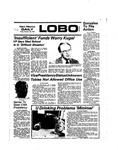 New Mexico Daily Lobo, Volume 078, No 104, 2/28/1975 by University of New Mexico