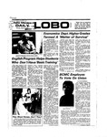 New Mexico Daily Lobo, Volume 078, No 105, 3/3/1975