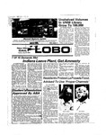 New Mexico Daily Lobo, Volume 078, No 106, 3/4/1975 by University of New Mexico