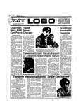 New Mexico Daily Lobo, Volume 078, No 107, 3/5/1975 by University of New Mexico