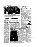 New Mexico Daily Lobo, Volume 078, No 108, 3/6/1975 by University of New Mexico