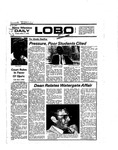 New Mexico Daily Lobo, Volume 078, No 111, 3/11/1975 by University of New Mexico