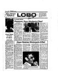 New Mexico Daily Lobo, Volume 078, No 111, 3/11/1975