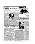 New Mexico Daily Lobo, Volume 078, No 113, 3/13/1975 by University of New Mexico