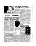 New Mexico Daily Lobo, Volume 078, No 114, 3/14/1975 by University of New Mexico