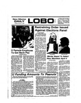 New Mexico Daily Lobo, Volume 078, No 120, 3/31/1975 by University of New Mexico