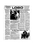 New Mexico Daily Lobo, Volume 078, No 122, 4/2/1975 by University of New Mexico