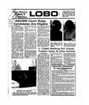 New Mexico Daily Lobo, Volume 078, No 123, 4/3/1975 by University of New Mexico