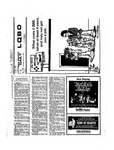 New Mexico Daily Lobo, Volume 078, No 128, 4/10/1975 by University of New Mexico
