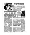 New Mexico Daily Lobo, Volume 078, No 130, 4/14/1975 by University of New Mexico