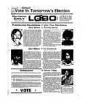 New Mexico Daily Lobo, Volume 078, No 131, 4/15/1975 by University of New Mexico