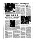 New Mexico Daily Lobo, Volume 078, No 134, 4/18/1975 by University of New Mexico