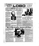 New Mexico Daily Lobo, Volume 078, No 136, 4/22/1975 by University of New Mexico