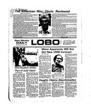 New Mexico Daily Lobo, Volume 078, No 137, 4/23/1975 by University of New Mexico