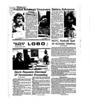 New Mexico Daily Lobo, Volume 078, No 138, 4/24/1975 by University of New Mexico