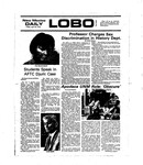 New Mexico Daily Lobo, Volume 078, No 139, 4/25/1975 by University of New Mexico