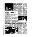 New Mexico Daily Lobo, Volume 078, No 141, 4/29/1975 by University of New Mexico