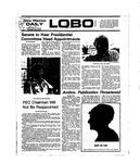 New Mexico Daily Lobo, Volume 078, No 142, 4/30/1975