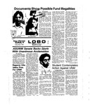 New Mexico Daily Lobo, Volume 078, No 144, 5/2/1975 by University of New Mexico
