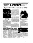 New Mexico Daily Lobo, Volume 078, No 149, 6/19/1975 by University of New Mexico