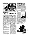 New Mexico Daily Lobo, Volume 078, No 153, 7/17/1975 by University of New Mexico