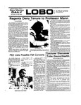 New Mexico Daily Lobo, Volume 078, No 154, 7/24/1975 by University of New Mexico