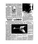 New Mexico Daily Lobo, Volume 079, No 74, 1/19/1976 by University of New Mexico