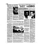 New Mexico Daily Lobo, Volume 079, No 76, 1/21/1976 by University of New Mexico