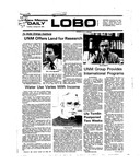 New Mexico Daily Lobo, Volume 079, No 80, 1/27/1976 by University of New Mexico
