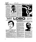 New Mexico Daily Lobo, Volume 079, No 81, 1/28/1976 by University of New Mexico