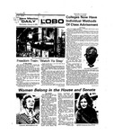 New Mexico Daily Lobo, Volume 079, No 86, 2/4/1976 by University of New Mexico