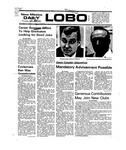 New Mexico Daily Lobo, Volume 079, No 87, 2/5/1976 by University of New Mexico
