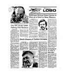 New Mexico Daily Lobo, Volume 079, No 88, 2/6/1976 by University of New Mexico