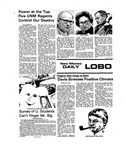 New Mexico Daily Lobo, Volume 079, No 90, 2/10/1976 by University of New Mexico