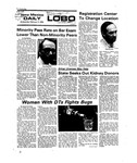New Mexico Daily Lobo, Volume 079, No 91, 2/11/1976 by University of New Mexico