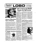 New Mexico Daily Lobo, Volume 079, No 92, 2/12/1976 by University of New Mexico