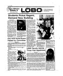 New Mexico Daily Lobo, Volume 079, No 93, 2/13/1976 by University of New Mexico