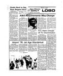 New Mexico Daily Lobo, Volume 079, No 94, 2/16/1976 by University of New Mexico