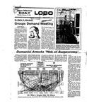 New Mexico Daily Lobo, Volume 079, No 95, 2/17/1976 by University of New Mexico