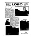 New Mexico Daily Lobo, Volume 079, No 99, 2/23/1976 by University of New Mexico